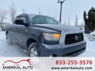 Used 2007 Toyota Tundra SR5 for sale in Winnipeg, MB