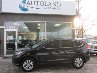 Used 2013 Honda CR-V EX for sale in Winnipeg, MB