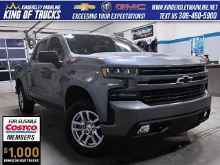 New 2021 Chevrolet Silverado 1500 RST for sale in Kindersley, SK