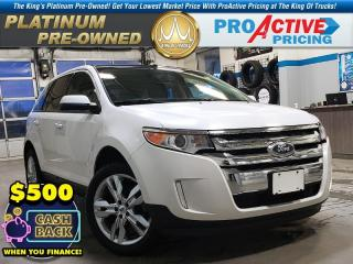 Used 2012 Ford Edge SEL for sale in Kindersley, SK
