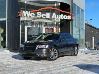 Used 2017 Chrysler 300 Touring 4dr AWD Sedan for sale in Winnipeg, MB