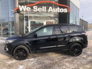 Used 2017 Ford Escape SE 4dr 4WD Sport Utility for sale in Winnipeg, MB