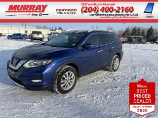 Used 2017 Nissan Rogue *Heated Seats* *360 Surround Camera* *Nav* for sale in Brandon, MB