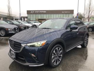 Used 2019 Mazda CX-3 GT w/ Navi - One Owner for sale in Port Coquitlam, BC
