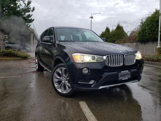 Used 2017 BMW X3 xDrive35i for sale in Surrey, BC