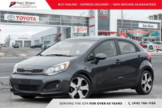 Used 2014 Kia Rio for sale in Toronto, ON