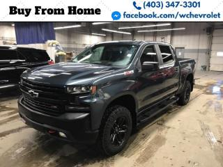 Used 2019 Chevrolet Silverado 1500 LT Trail Boss for sale in Red Deer, AB