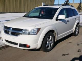 Used 2010 Dodge Journey AWD R/T Navi, Camera, Leather, 7 Passenger, Roof for sale in Concord, ON