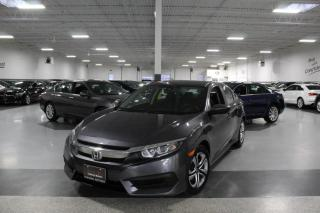Used 2017 Honda Civic LX NO ACCIDENTS I REAR CAM I HEATED SEATS I POWER OPTIONS for sale in Mississauga, ON