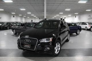 Used 2017 Audi Q5 QUATTRO NO ACCIDENTS I PANOROOF I HEATED SEATS I PUSH START for sale in Mississauga, ON