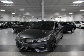Used 2017 Honda Accord TOURING NO ACCIDENTS I NAVIGATION I LEATHER I LANEWATCH I BT for sale in Mississauga, ON