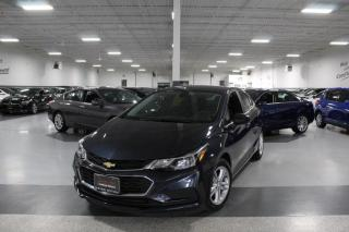 Used 2016 Chevrolet Cruze LT NO ACCIDENTS I SUNROOF I REAR CAM I HEATED SEATS I BT for sale in Mississauga, ON