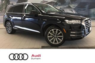 Used 2018 Audi Q7 3.0T Technik + Adapt Cruise | Lane Assist | Xenons for sale in Whitby, ON