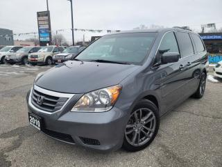 Used 2010 Honda Odyssey 4dr Wgn EX-L w/RES for sale in Oshawa, ON