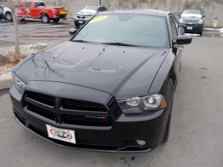 Used 2013 Dodge Charger SXT Plus for sale in Windsor, ON
