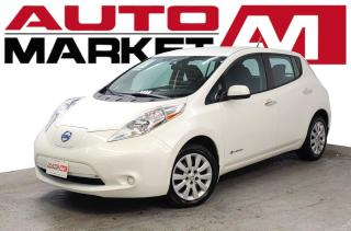Used 2015 Nissan Leaf Certified! Push To Start! We Approve All Credit! for sale in Guelph, ON