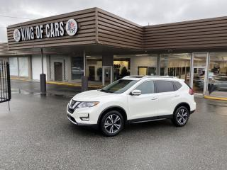 Used 2020 Nissan Rogue SV AWD WITH AUTONOMOUS BRAKING for sale in Langley, BC