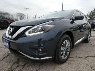Used 2018 Nissan Murano SL | Heated Seats | Navigation | Remote Start for sale in Essex, ON