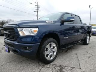Used 2019 RAM 1500 Big Horn   Heated Seats   Remote Start   Heated Steering for sale in Essex, ON