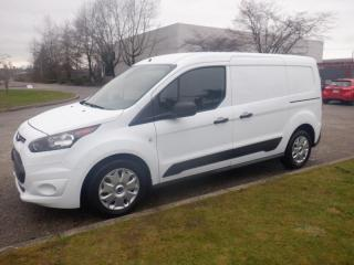 Used 2015 Ford Transit Connect XLT LWB Cargo Van for sale in Burnaby, BC