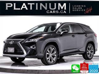 Used 2018 Lexus RX 350 L 6 PASS, NAV, 360CAM, HEATED, VENTED, BT, for sale in Toronto, ON