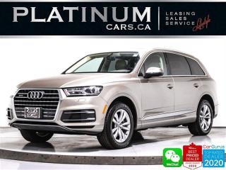 Used 2017 Audi Q7 3.0T Quattro, PROGRESSIV, AWD, NAV, CAM, HEATED for sale in Toronto, ON