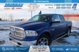 Used 2017 RAM 1500 Laramie for sale in Moose Jaw, SK
