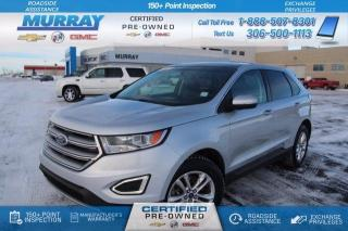 Used 2015 Ford Edge SEL for sale in Moose Jaw, SK