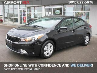 Used 2017 Kia Forte LX+/Heated seats/ Back-up Camera/ Android Auto Apple Car Play/ Bluetooth/Clear Out Price! for sale in Mississauga, ON