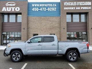 Used 2018 Toyota Tacoma VENDU for sale in St-Eustache, QC