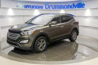Used 2014 Hyundai Santa Fe Sport PREMIUM + GARANTIE + A/C + MAGS + WOW !! for sale in Drummondville, QC