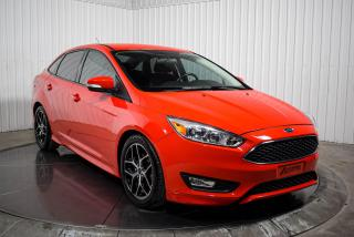 Used 2016 Ford Focus SE ENSEMBLE SPORT A/C MAGS for sale in St-Hubert, QC