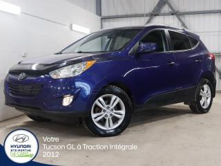 Used 2012 Hyundai Tucson GLS à Traction INTÉGRALE for sale in Val-David, QC