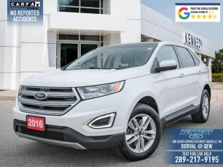 Used 2016 Ford Edge SEL for sale in Oakville, ON