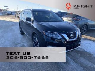 Used 2018 Nissan Rogue SL Platinum for sale in Swift Current, SK