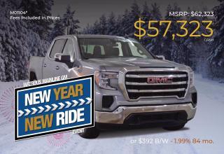 New 2021 GMC Sierra 1500 SLE for sale in Watrous, SK