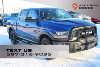 Used 2017 RAM 1500 Rebel - Tow package, Nav, Ram Box for sale in Medicine Hat, AB