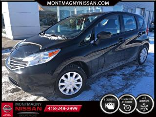Used 2016 Nissan Versa Note 1.6 SV à hayon 5 portes BA for sale in Montmagny, QC