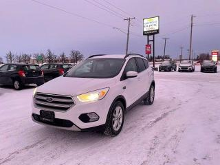 Used 2017 Ford Escape SE for sale in Beausejour, MB