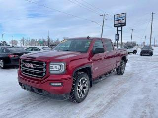 Used 2018 GMC Sierra 1500 SLT for sale in Beausejour, MB