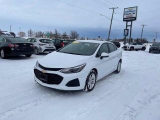 Used 2019 Chevrolet Cruze LT Sedan LT for sale in Beausejour, MB