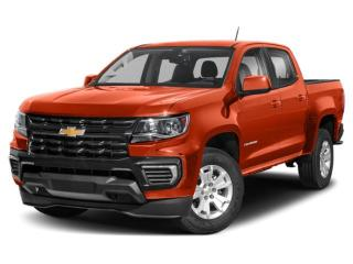 New 2021 Chevrolet Colorado 4WD LT for sale in Beausejour, MB