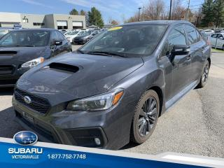 Used 2018 Subaru WRX 2.0i AWD ** SPORT ** TOIT OUVRANT for sale in Victoriaville, QC