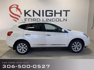 Used 2011 Nissan Rogue SL, Accident Free, Command Start! for sale in Moose Jaw, SK