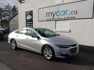 Used 2019 Chevrolet Malibu LT PWR HEATED SEAT, ALLOYS, BACKUP CAM, BLUETOOTH!! for sale in North Bay, ON