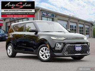 Used 2020 Kia Soul EX ONLY 30K! **BACK-UP CAMERA** WIRELESS CHARGING for sale in Scarborough, ON