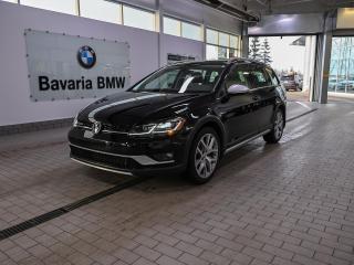 Used 2018 Volkswagen Golf Sportwagon 1.8T Highline DSG 6sp at w/Tip 4MOTION for sale in Edmonton, AB