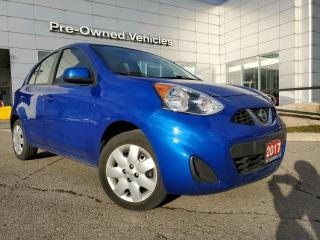 Used 2017 Nissan Micra SV ONE OWNER ACCIDENT FREE TRADE WITH ONLY 37420 KMS for sale in Toronto, ON