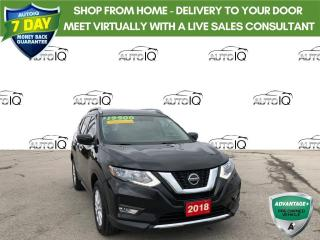 Used 2018 Nissan Rogue SV for sale in Grimsby, ON