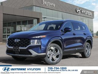 New 2021 Hyundai Santa Fe Essential FWD 2.5L for sale in Barrie, ON
